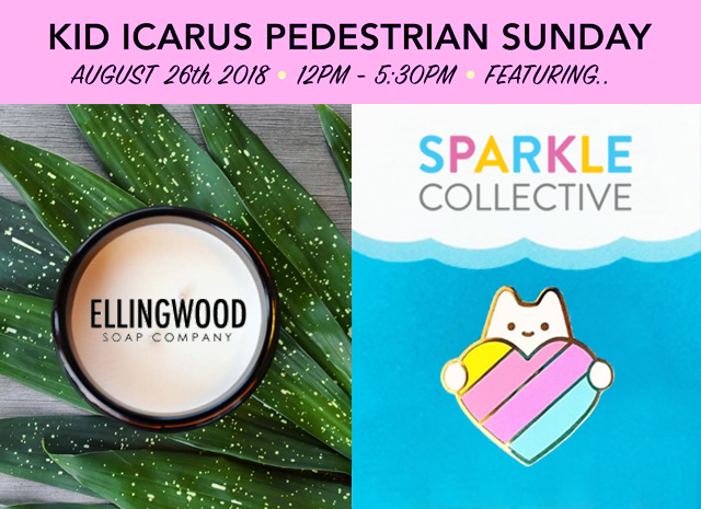 Pedestrian Sunday August 26th