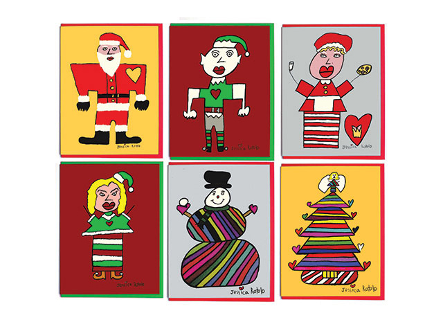Jessica Rotolo Cards