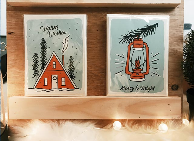 Handmade Holiday – Jackie Saik