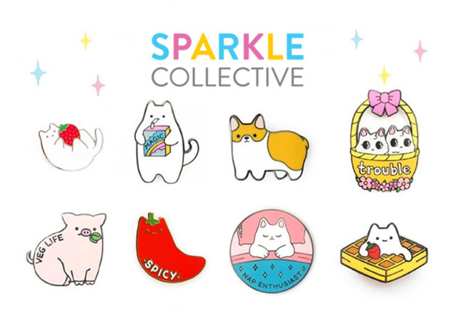 Sparkle Collective Q + A