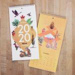 2020 Hanprinted Calendar