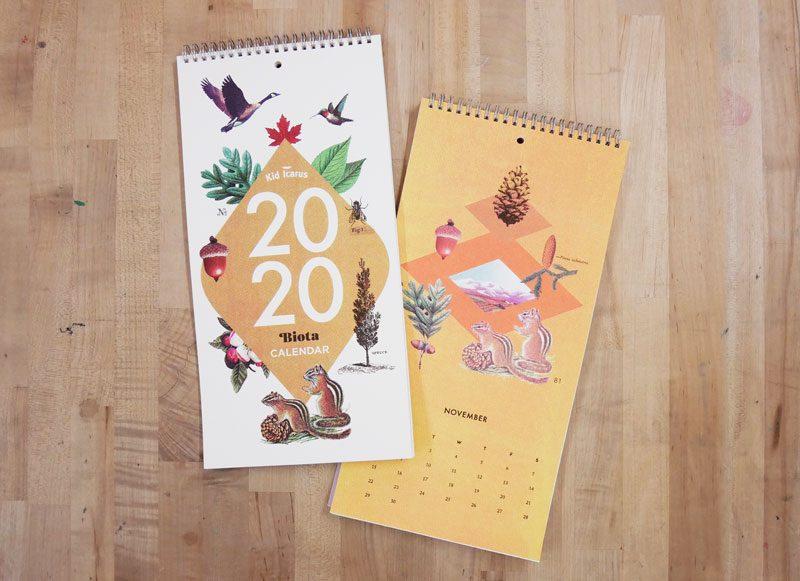 Kid Icarus 2020 Calendar